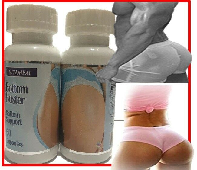 Bottom Buster Lifting Booty Natural Butt Enlargement Firming Enhancement Pills