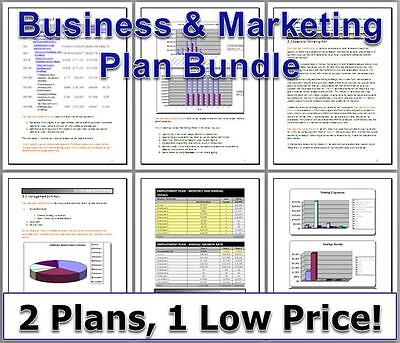 How To Start Up - COFFEE SHOP INTERNET CAFE - Business & Marketing Plan Bundle