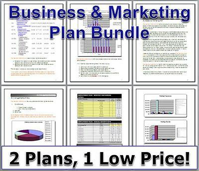How To - STAFFING SERVICE SENIOR CONSULTING - Business & Marketing Plan Bundle