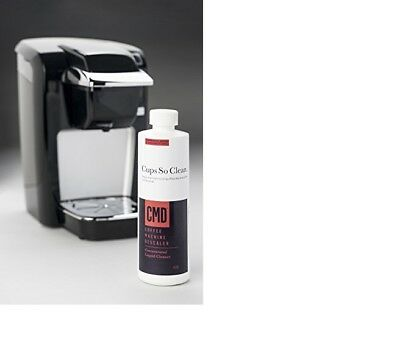 CUPS SO CLEAN Keurig Coffee Machine Descaler Concentrated 14 oz (2 Bottles)