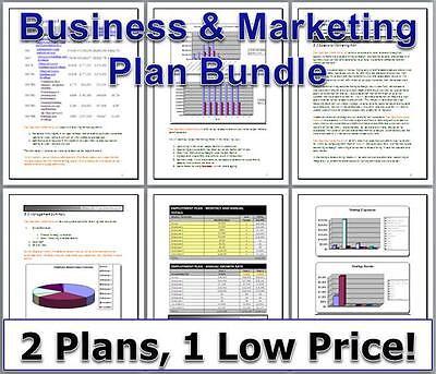 How To Start - BBQ RESTAURANT - Business & Marketing Plan Bundle