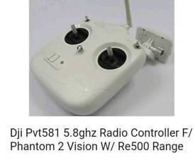 Radio controller ť