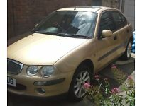 MG Rover 25TD