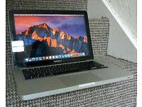 "macbook pro 13"" core i5 2.5Ghz Mid 2012"