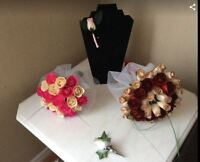 Forever Yours Wooden Roses