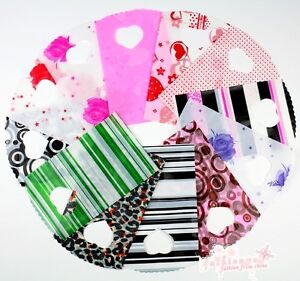Lot-500-Pcs-Small-Plastic-Jewelry-Gift-Bag-15X9cm