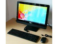 """Dell Optiplex 3030 AiO 19.5"""" TouchScreen PC Computer (128GB SSD, 8GB RAM, i5-4590s)"""