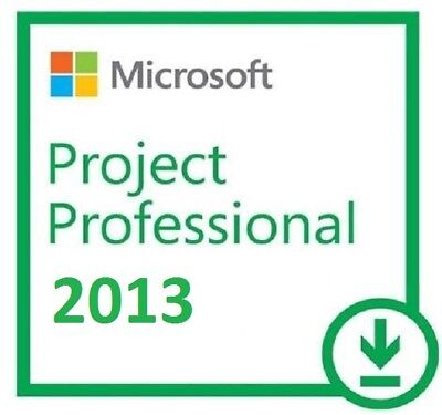 Sale  Project 2013 Professional   Full Version   No Expiry