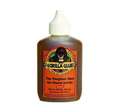GORILLA GLUE Multi-Purpose Waterproof Adhesive 2oz #50002 MADE IN USA