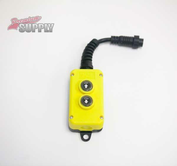 KTI 2-Button Pendant for Hydraulic Pump