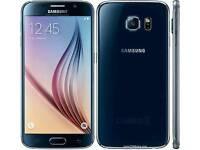 Samsung s6 black 64gb