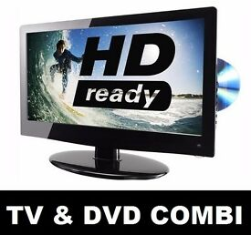 "MUST GO TODAY - LOGIK 19"" TV DVD Combi - HD Ready with Freeview built in"