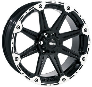 AMERICAN-RACING-20X9-DICK-CEPEK-TORQUE-ALLOY-MAG-WHEELS-LANDCRUISER-100-200
