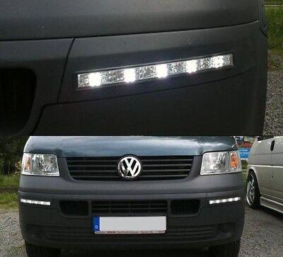 rechts für VW POLO 09 2x Tagfahrleuchte Tagfahrlicht links 06//09-03//14 6R