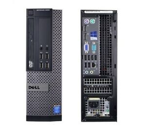OptiPlex 9020 i5(4th Gen) Quad Core, Small Form Factor