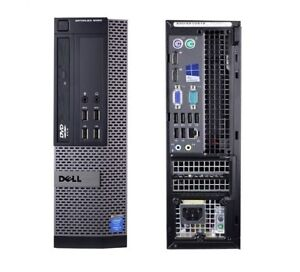Dell OptiPlex 7020, 9020 4th Generation i5 Quad-Core, SFF