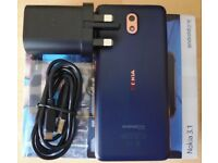 Nokia 3.1/Android 10/Unlocked, as new