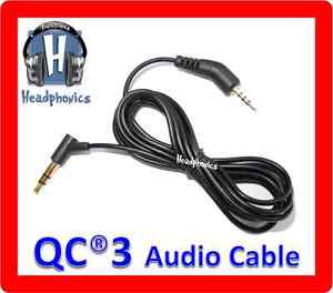 Replacement-Audio-Cable-For-Bose-QuietComfort-3-QC3-Headphones