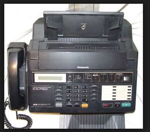 Fax/Phone/Answer combo
