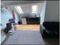 Studio FLAT,Move TODAY!Furnished,Nr Birmingham city,Town Centre Erdington