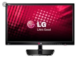 LG led lcd monitor 55cm