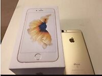 iPhone 6s 128gb mint condition.