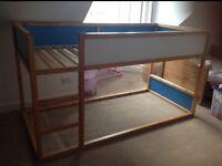 Ikea Kura Single Bed/Bunk Beds