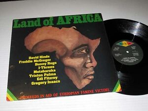 12-45-RPM-VARIOUS-ARTISTS-Land-Of-Africa-MUSIC-IF-LIFE-Shrink-NM-NM