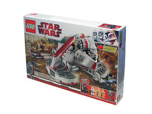 Lego 8091 Star Wars Republic Swamp Speeder w/ Barriss Offee