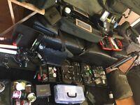 Carp set up with angling technics baitboat & toslon 640 with gps aqua, trakker, Nash, fox swap why