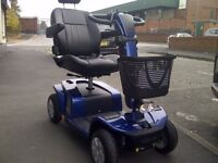 mobility scooter top of the range,,never been used absolute bargain