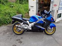 2001 suzuki hayabusa full power need bipper or nemo