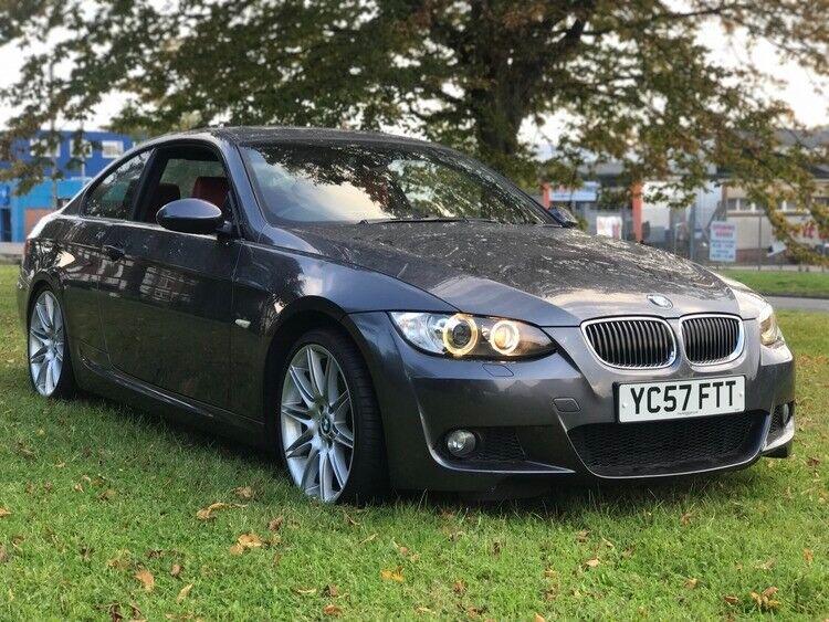 BMW E92 330i M-Sport 72k fsh top spec