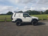 Isuzu trooper 3.1 off roader