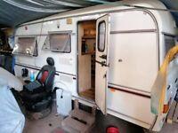 Lunar cluban 4602 caravan spares or repair