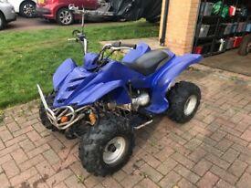 110cc 4 stroke quad ATV bike in great condition