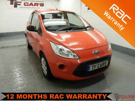Ford Ka 1.2 Studio - FINANCE FROM ONLY £19 PER WEEK! £30 PER YEAR ROAD TAX!