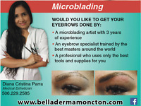 Microblading one on one training
