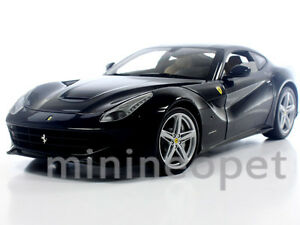 Details about HOT WHEELS X5476 ELITE FERRARI F12 BERLINETTA 1/18