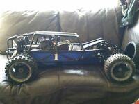 Hpi Baja 5b custom sand rail
