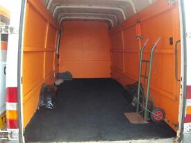 MAN AND HIS VAN FOR REMOVALS AND DELIVERIES