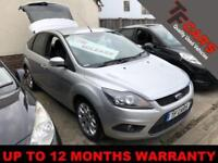 2010 10 REG Ford Focus 1.6 ( 100ps ) Zetec ONLY 58'000 MILES FINANCE AVAILABLE