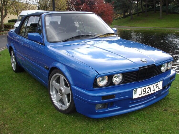 1992 bmw e30 325i sports convertible rs4 blue in handsworth  west midlands gumtree bentley bmw e30 service manual pdf bmw service manual 2002 740 il