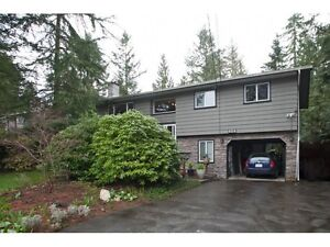 Brookswood langley house for rent