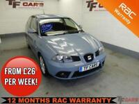 Seat Ibiza 1.9TDI 100 Sport - 43'000 miles / FINANCE AVAILABLE AT LOW RATES!!!
