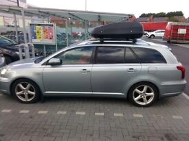Toyota avensis d4d T180 Estate (looking to swap for minibus or van)
