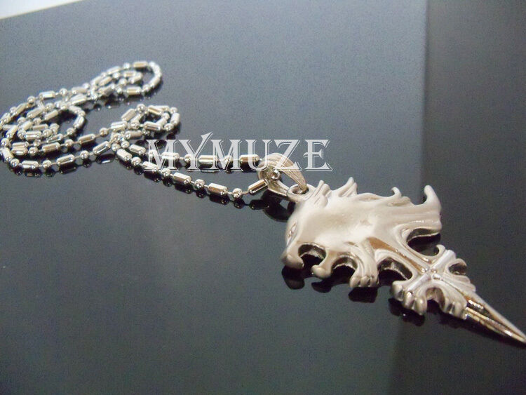 viii 8 griever squall necklace leonhart