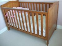 Addington Cot Bed from mothercare
