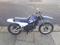 YAMAHA PW 80 MAY PX LT PW KX CR ????