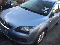 AUTOMATIC FORD FOCUS 2007 PETROL 1.6 Service History £950